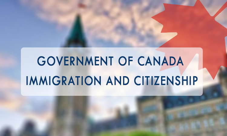 Government of Canada Immigration and Citizenship