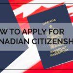 如何申请加拿大公民身份