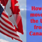 How to move to the USA from Canada?