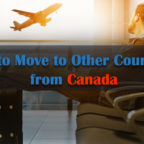 How to Move to Other Countries from Canada