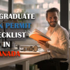 Post Graduate Work Permit Checklist