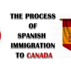 The Process of Spanish Immigration to Canada