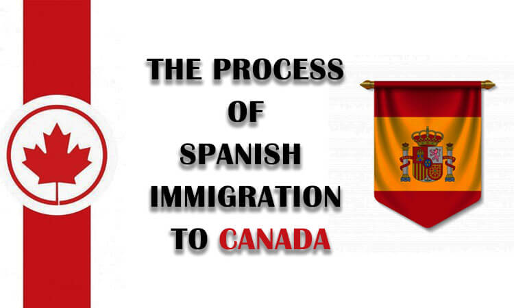 תהליך הגירת ספרד לקנדה