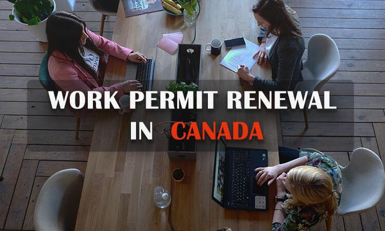 Pembaharuan Permit Kerja di Kanada