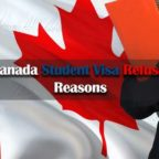 Canada Student Visa Refusal Reasons