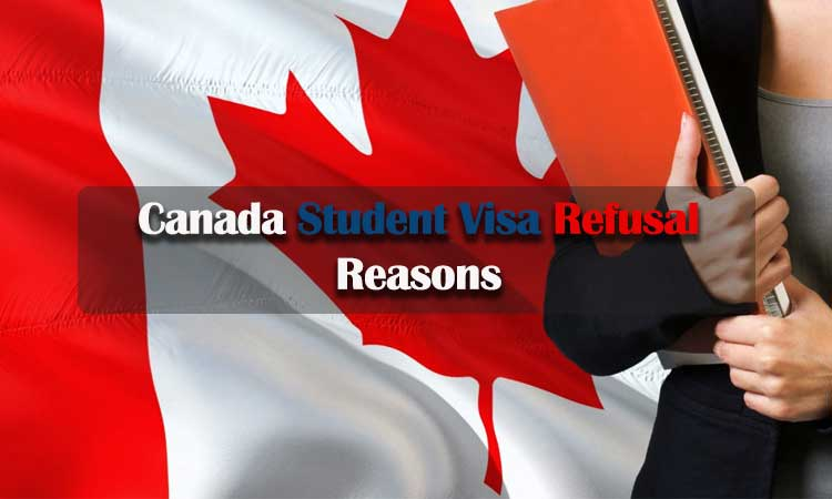 Common Canada Student Visa Refusal Reasons