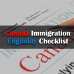 Canada-Immigration-Eligibility-Checklist