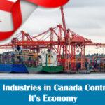 14 крупнейших отраслей экономики Канады, оказывающих влияние на ее экономику