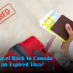 Can I Travel Back to Canada With An Expired Visa