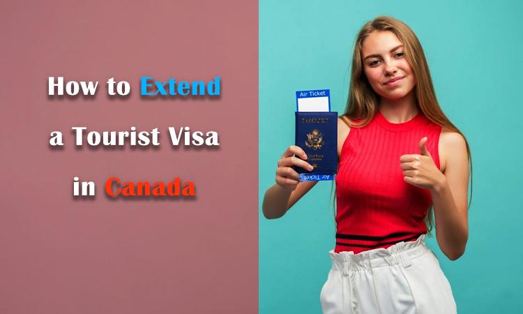 Как продлить туристическую визу в Канаде?